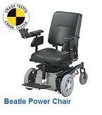 COATTAIL RIDING BEATLE wheelchair