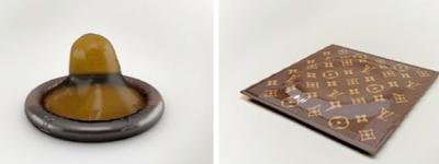Louis Vuitton condoms