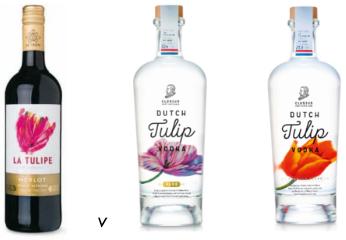 Not every Tulip belongs to Ilja Gort
