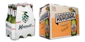 Conceptual meaning Kordaat Kornuit - trademarks similar?