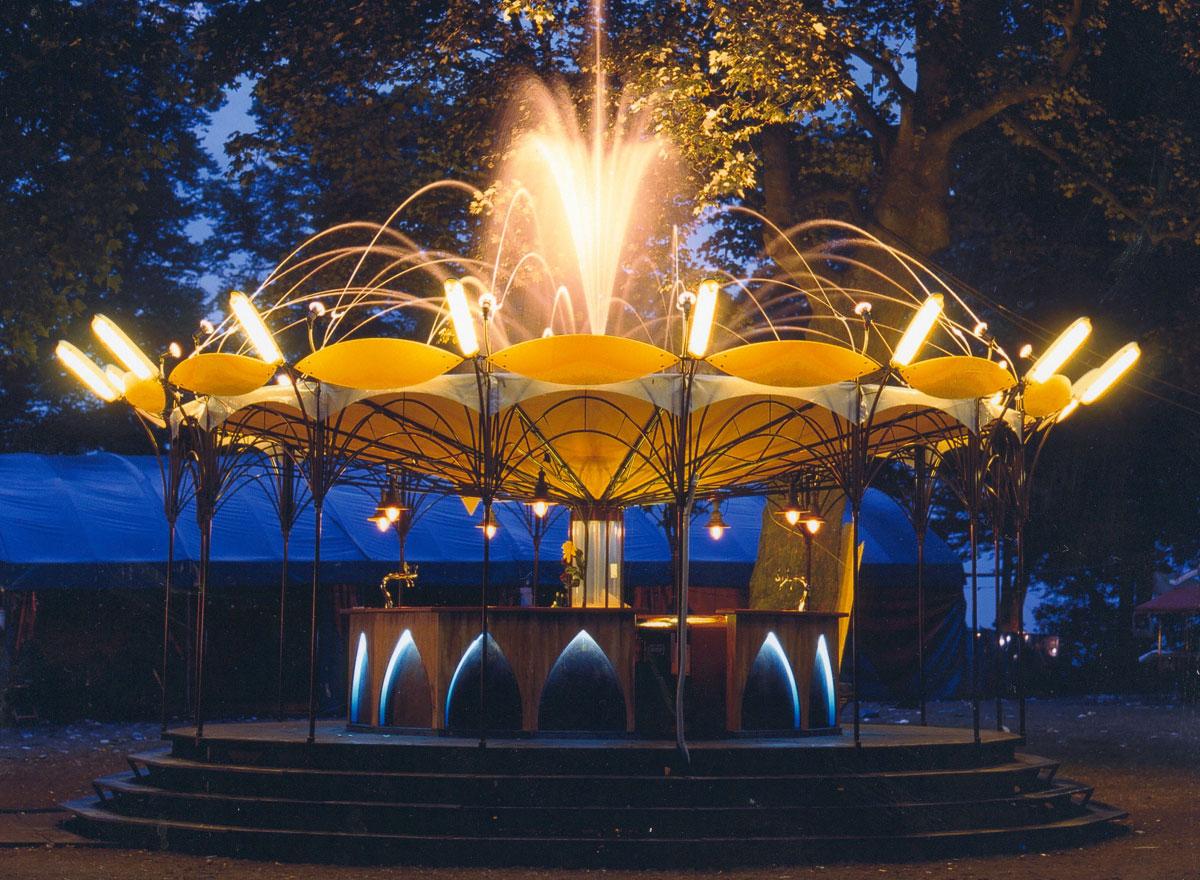 Beschermen van een idee � de fonteinbar