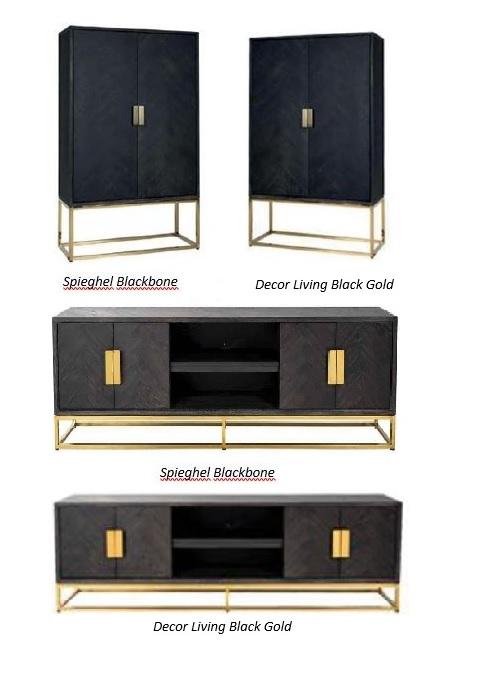 Claimen vormgeving meubels