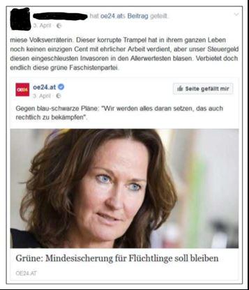 Facebook: wereldwijd verwijderen beledigende boodschappen